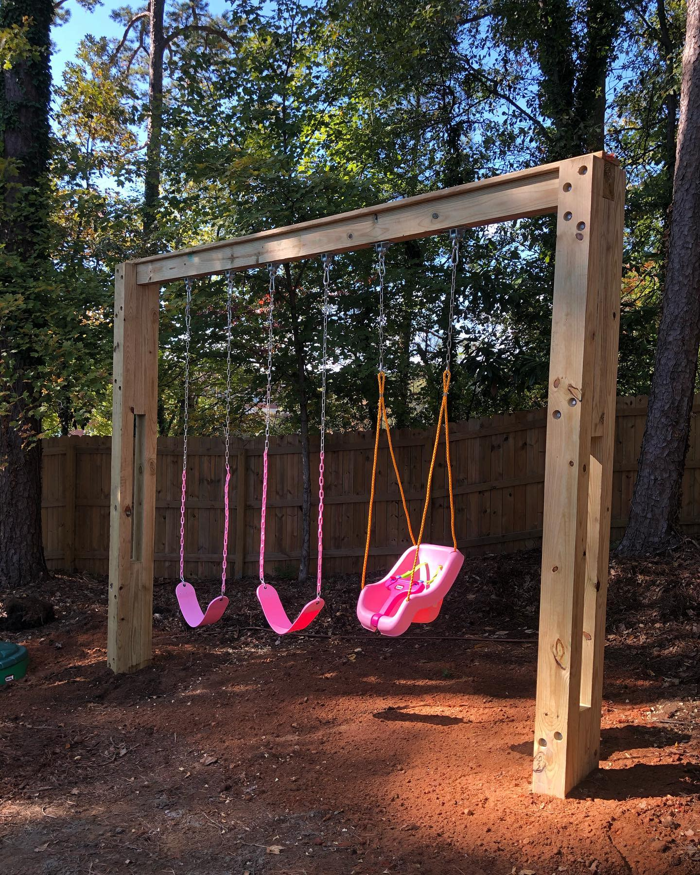 Swing Backyard Playground Ideas -strongarm_of_the_lawn