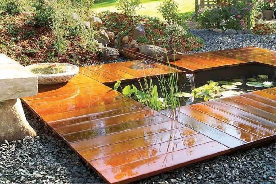The Top 75 Backyard Pond Ideas