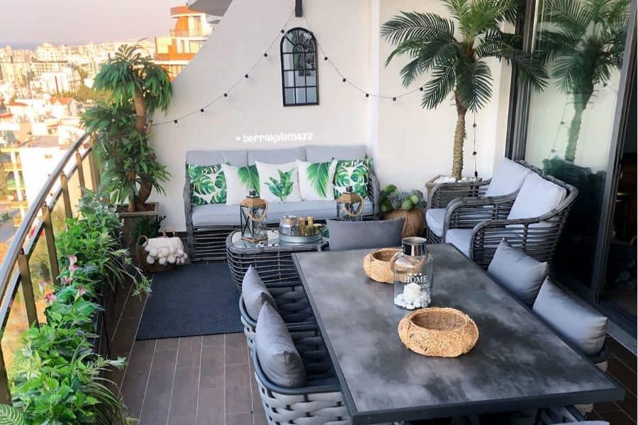 The Top 47 Balcony Garden Ideas