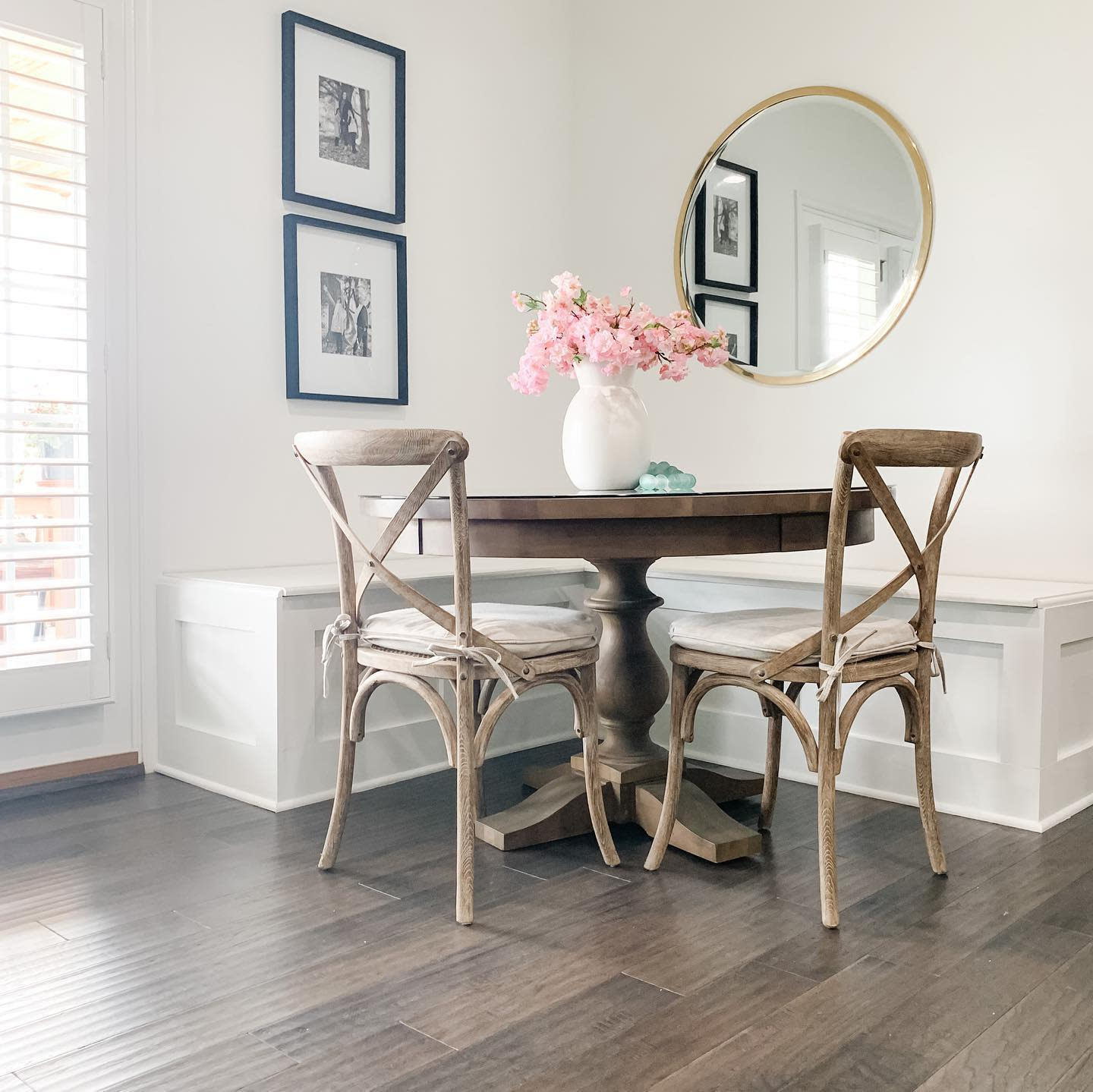 Small Dining Room Ideas -ourperfectingmanor