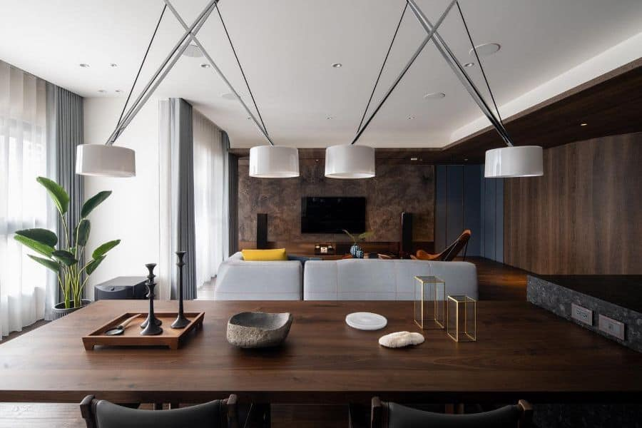 The Top 75 Dining Room Lighting Ideas