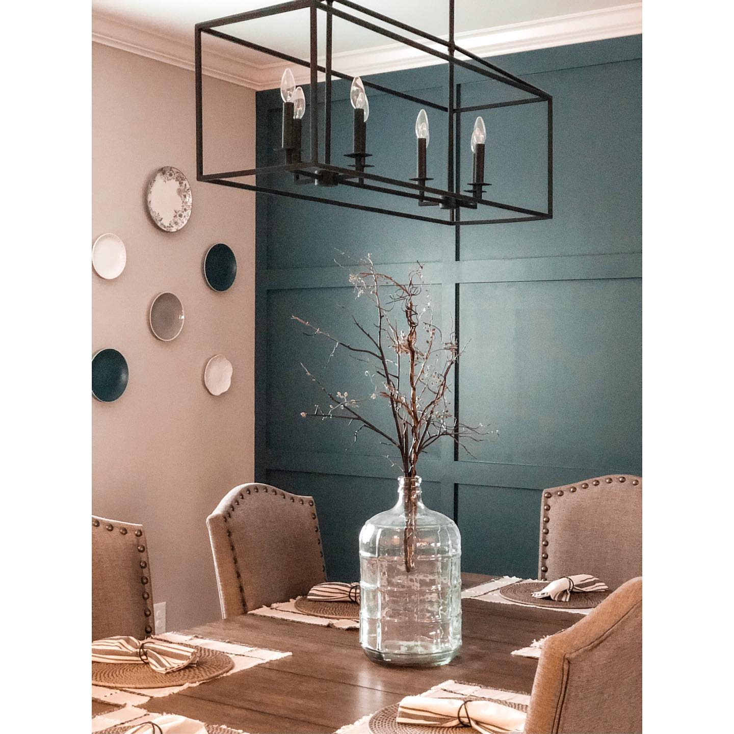 Candle Dining Room Lighting Ideas -space_of_grace_
