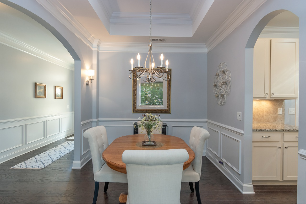 Candle Dining Room Lighting Ideas
