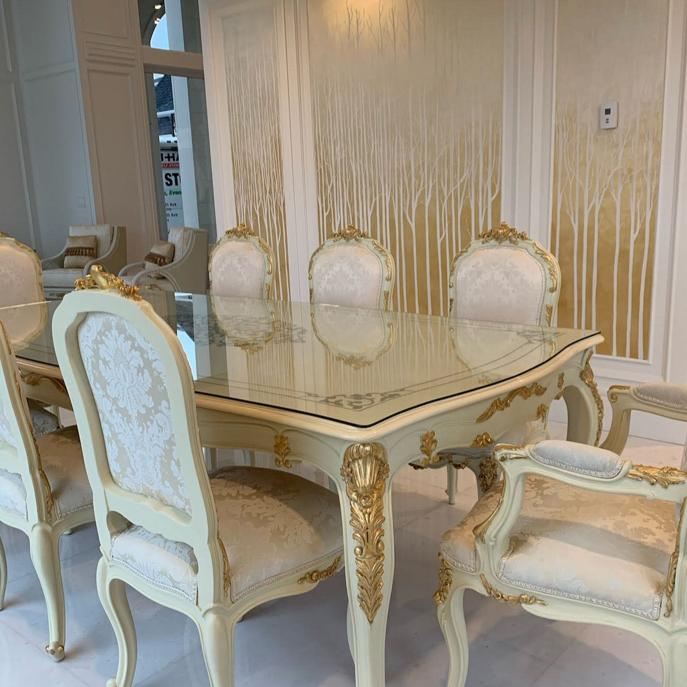 Elegant Dining Room Wall Decor Ideas -oussifinehome