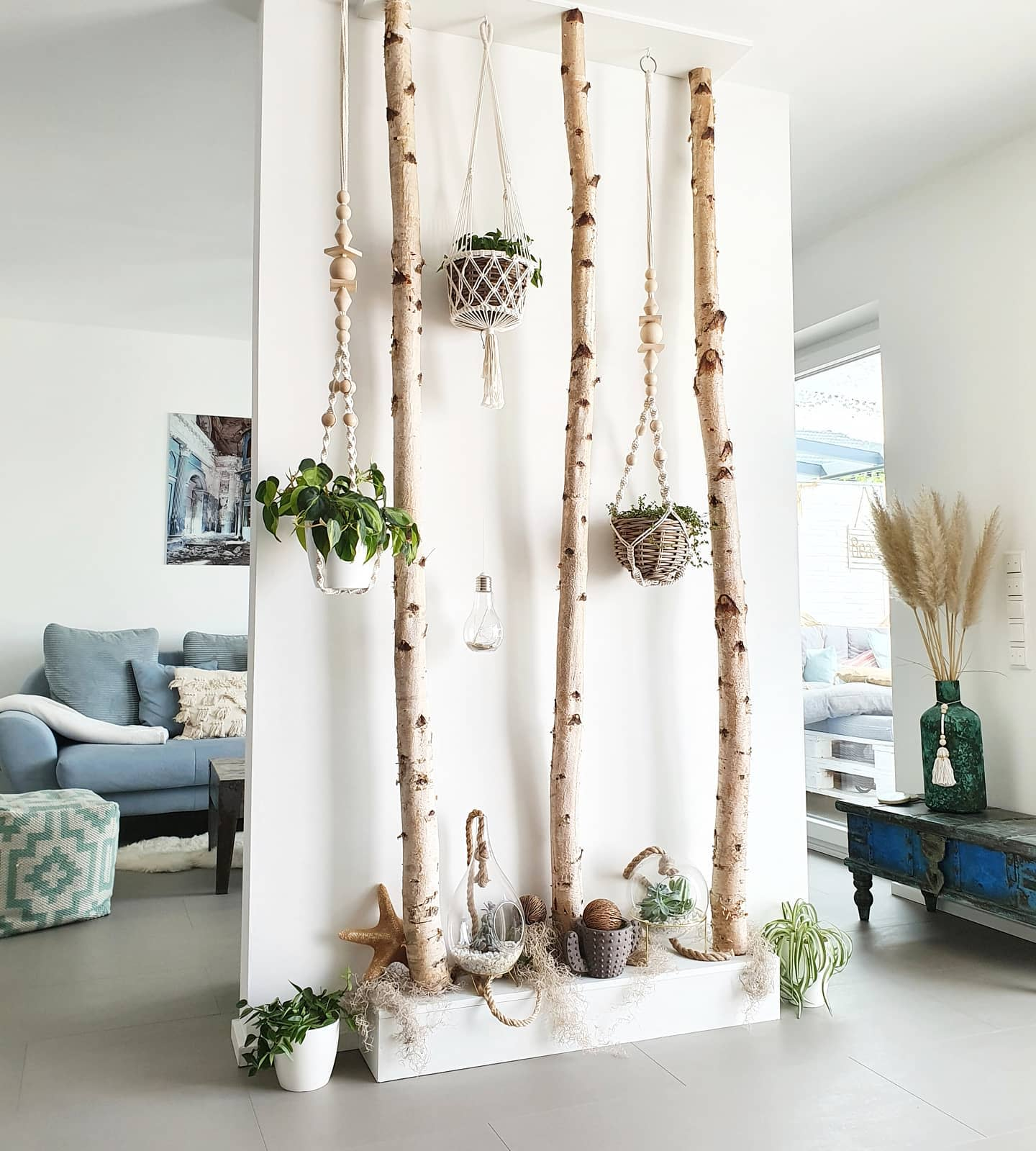 Hanging Dining Room Wall Decor Ideas -beachhouse_cologne