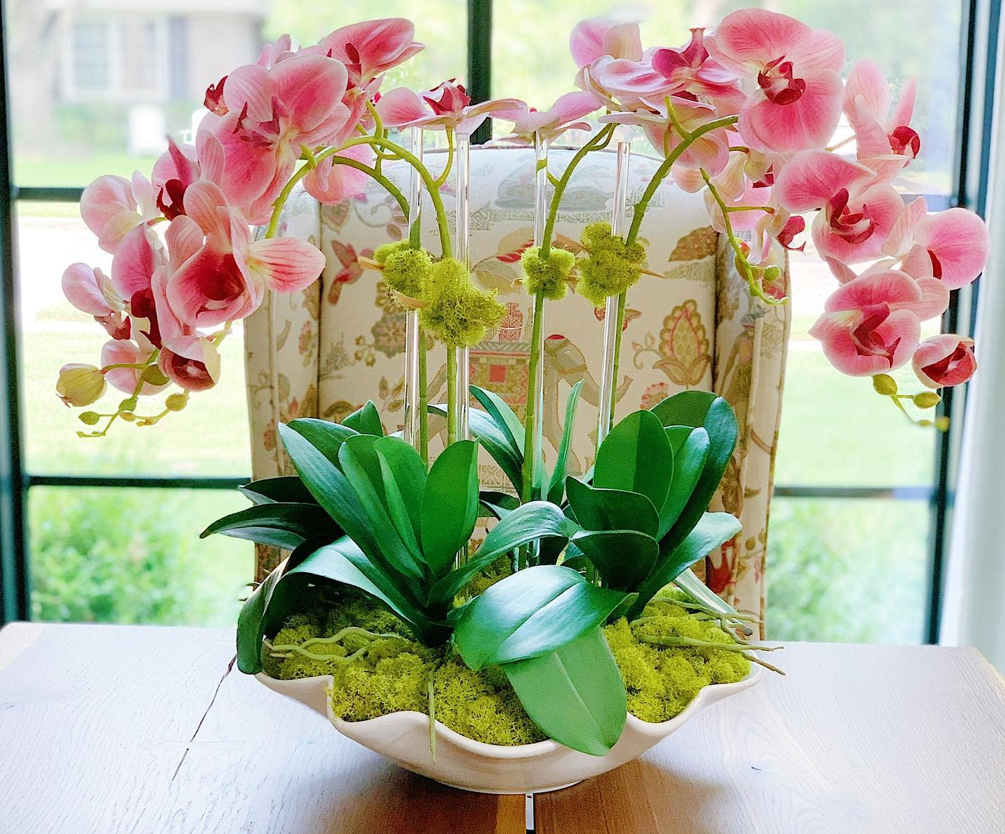 Plants Dining Table Centerpiece Ideas -palomaplanted