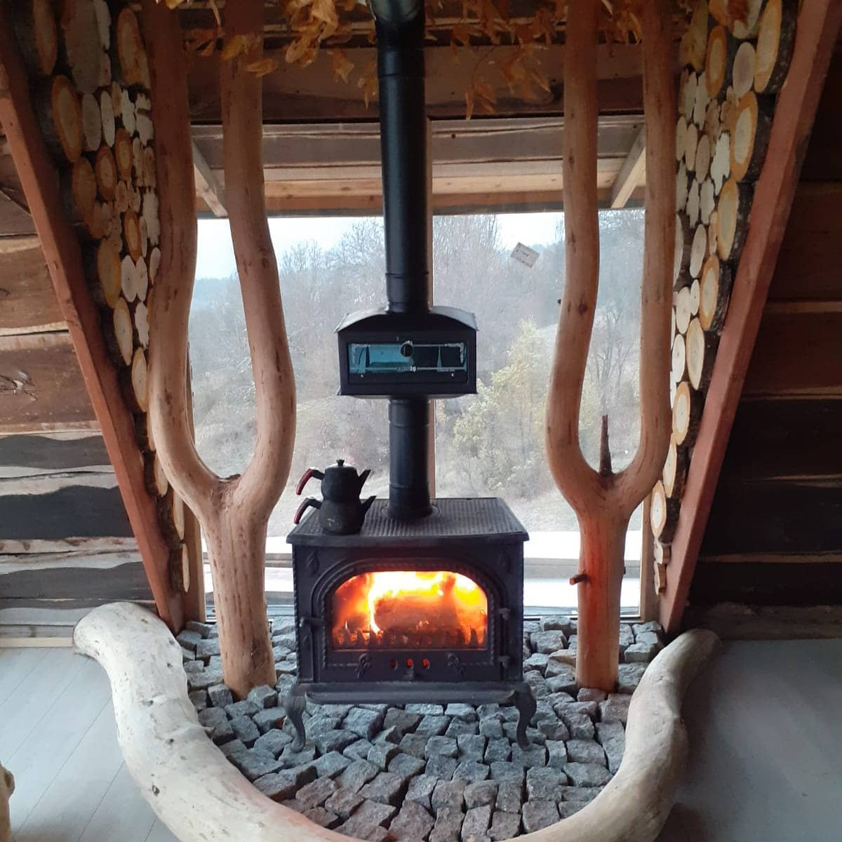 Free-stand Fireplace Hearth Ideas -fanus.isi
