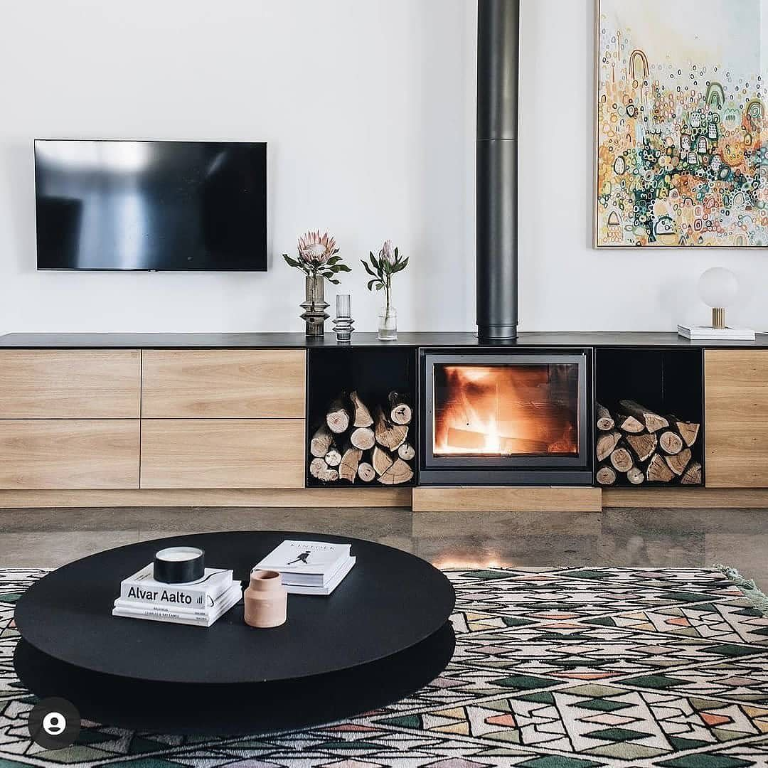 Free-stand Fireplace Hearth Ideas -highland.fires.and.bbqs