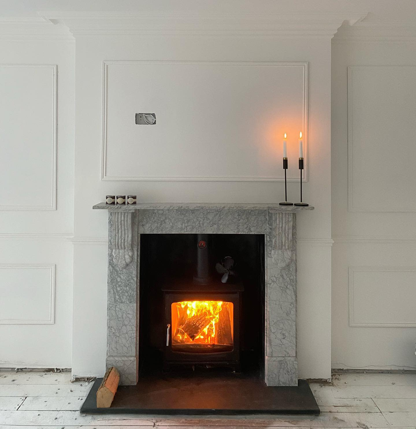 Marble Fireplace Hearth Ideas -reviving_no37