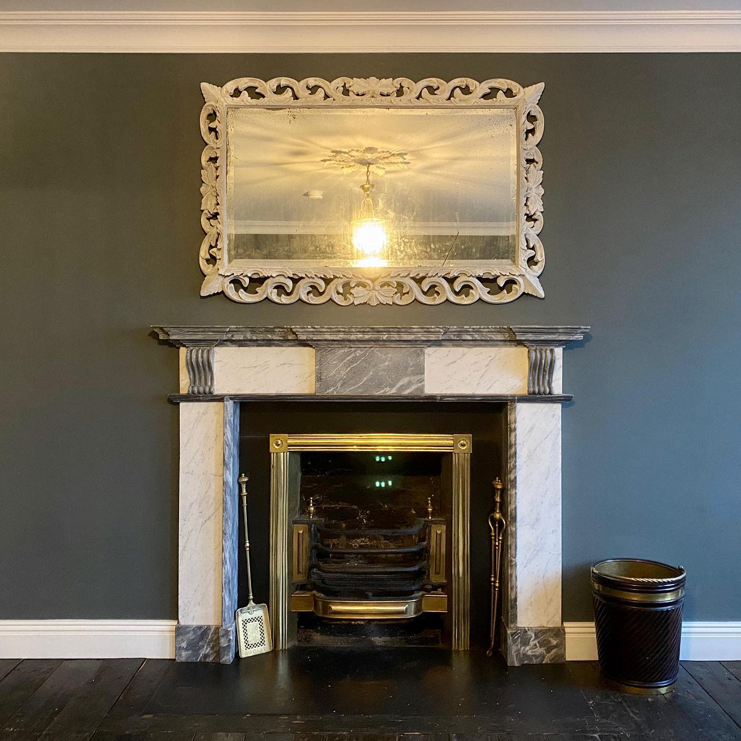 Antique Fireplace Tile Ideas -ryanandsmith