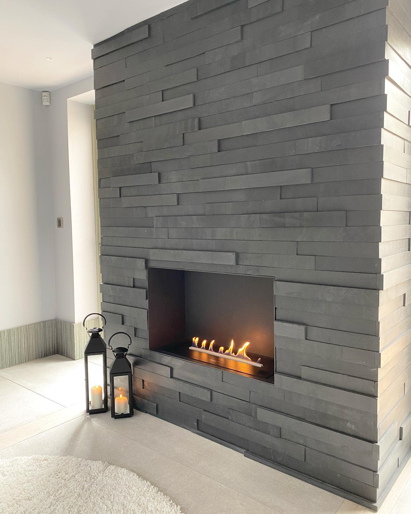 Modern Fireplace Tile Ideas -home_at_holwell