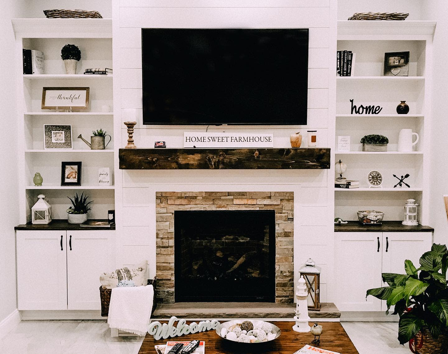 Rustic Fireplace Tile Ideas -timwhitehomeimprovements