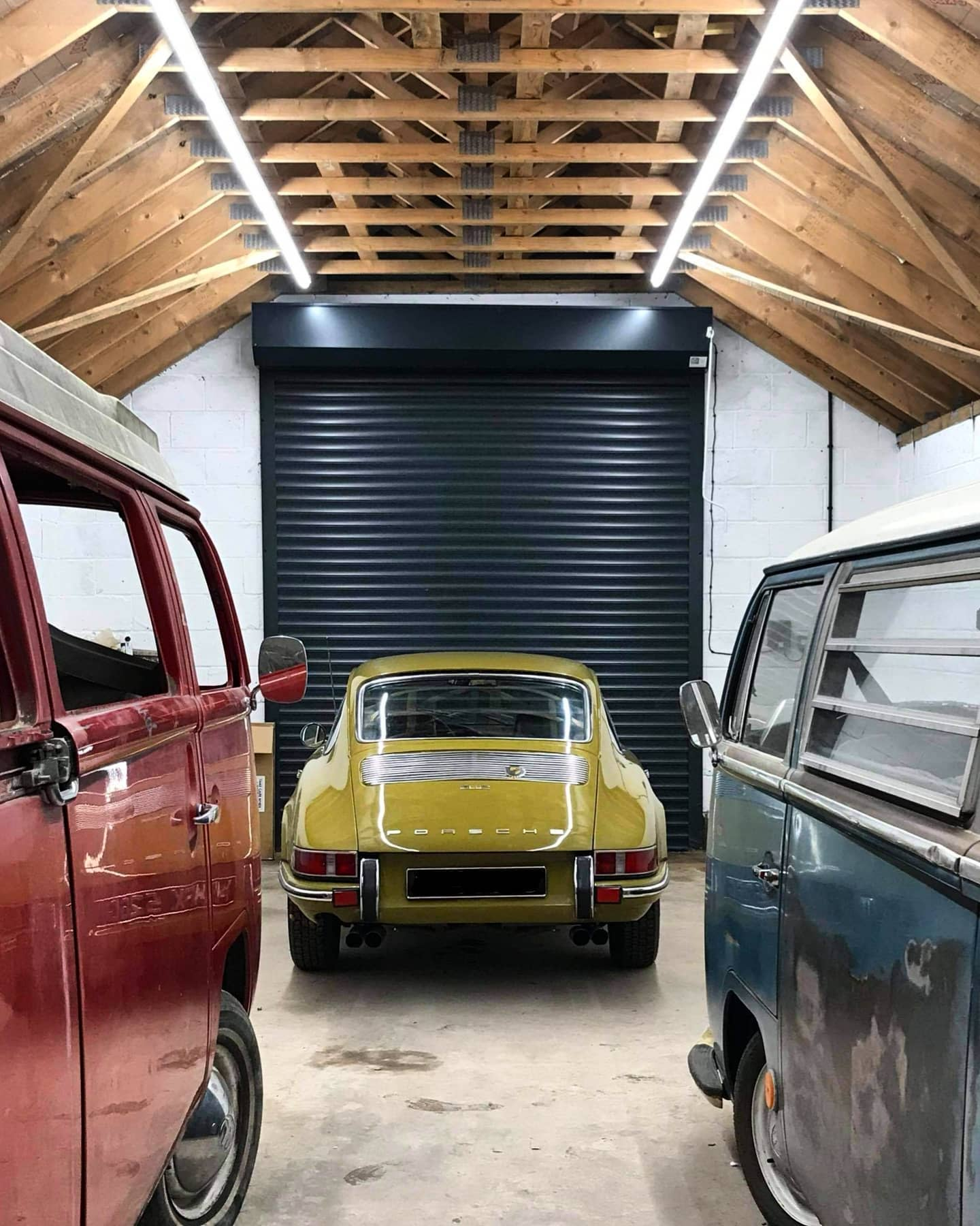 Exposed Garage Ceiling Ideas -relevitch