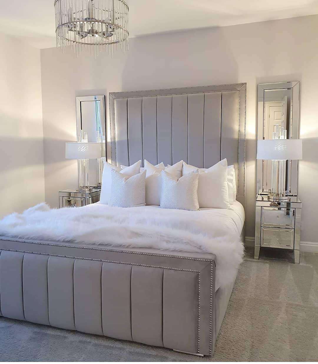 Lighting Master Bedroom Ideas -ourgreyfamilyhome