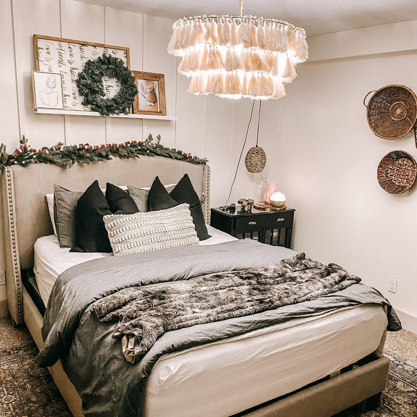Minimalist Master Bedroom Ideas -house.to.a.home