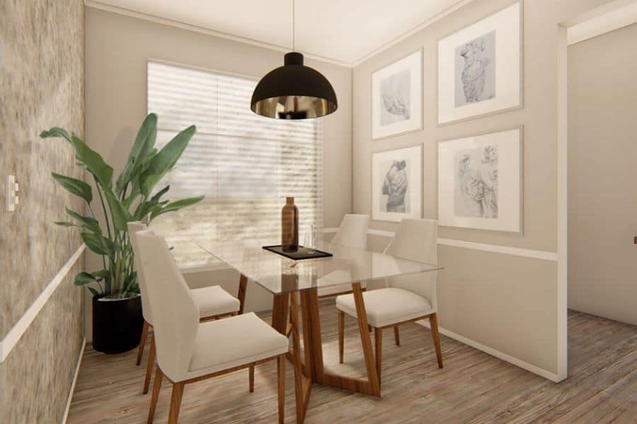 The Top 64 Small Dining Room Ideas