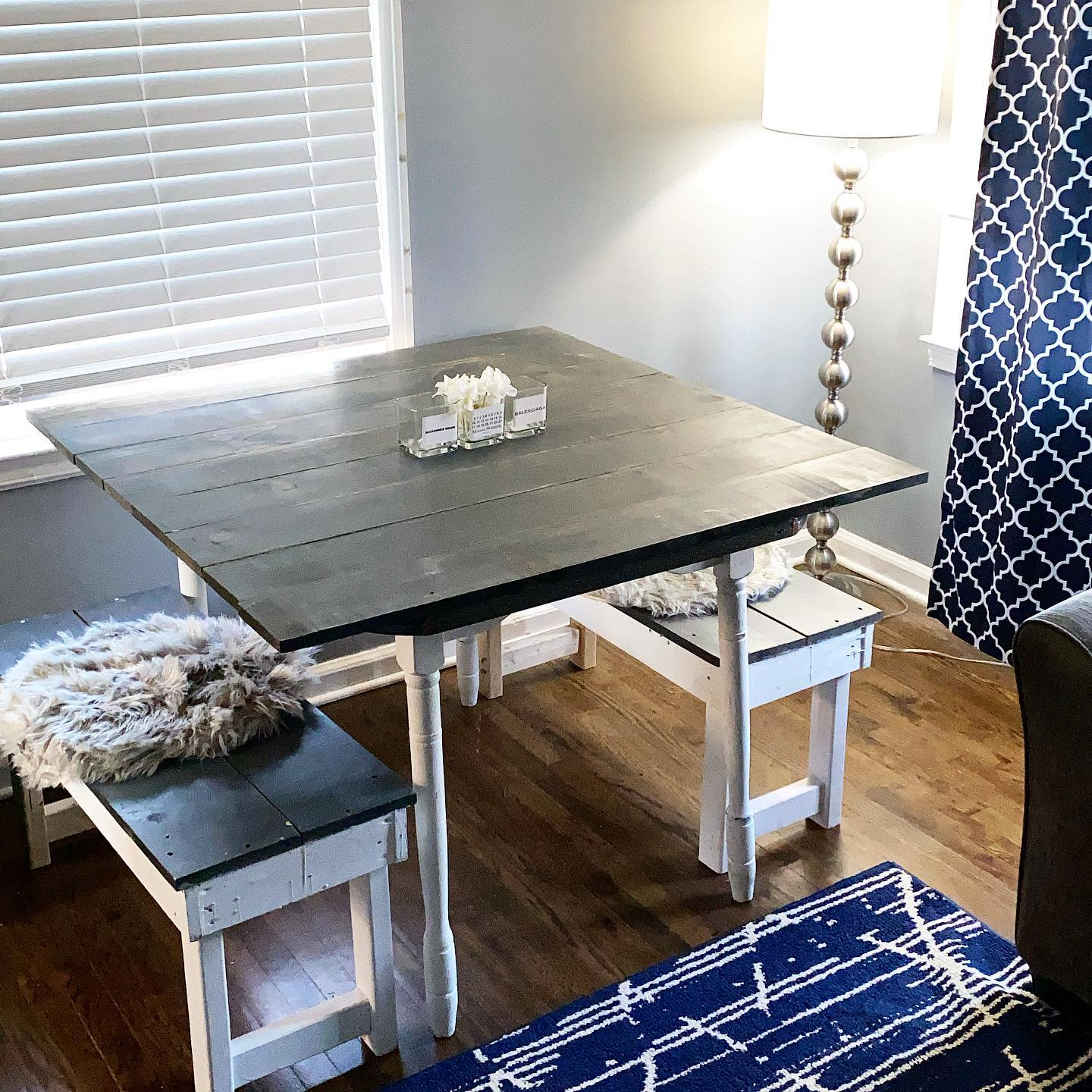 Bench Small Dining Room Ideas -themaninthepictures