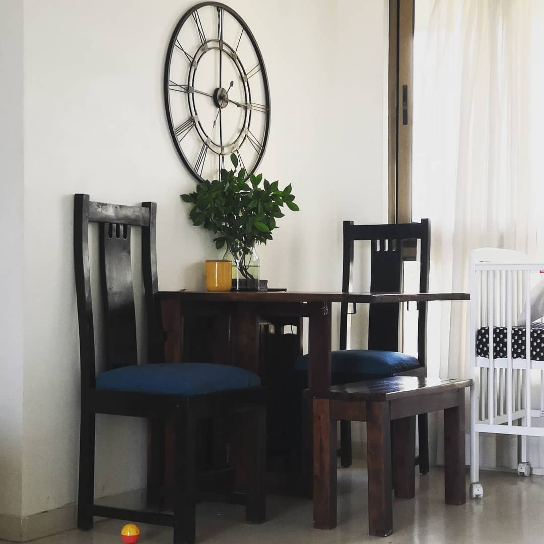 Small Space Small Dining Room Ideas -the_bougainvillea_tree