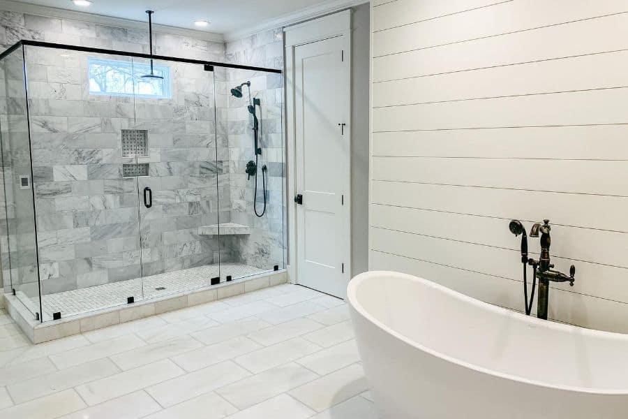 The Top 60 Walk-In Shower Ideas