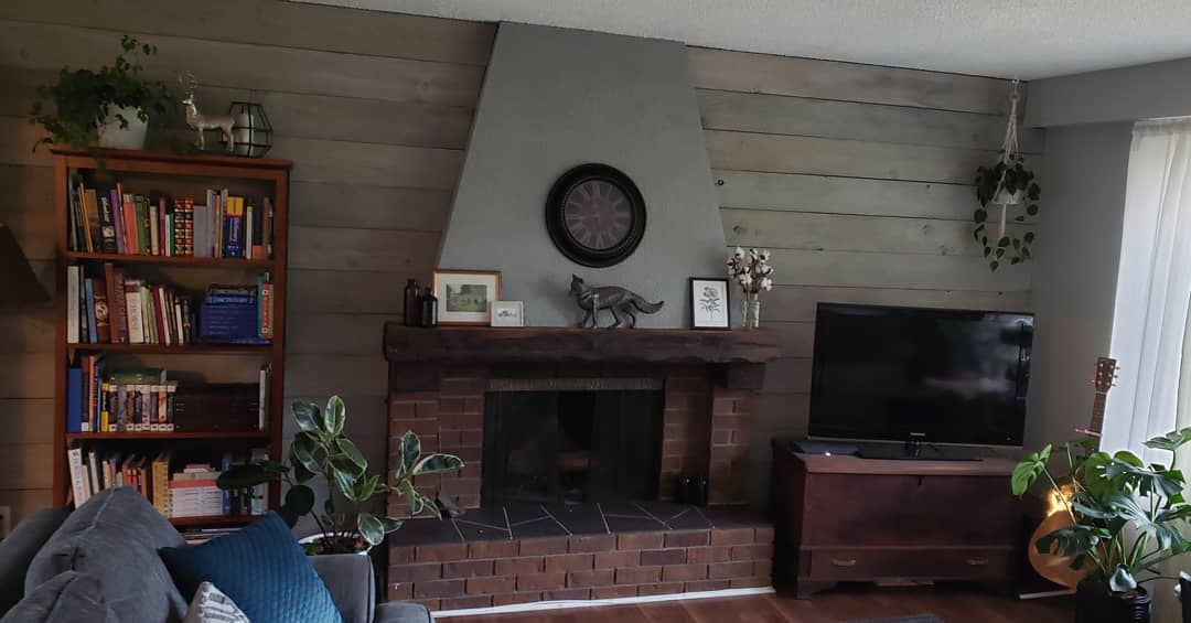 Fireplace Feature Wall Accent Wall Ideas for Living Room -heyhayles7