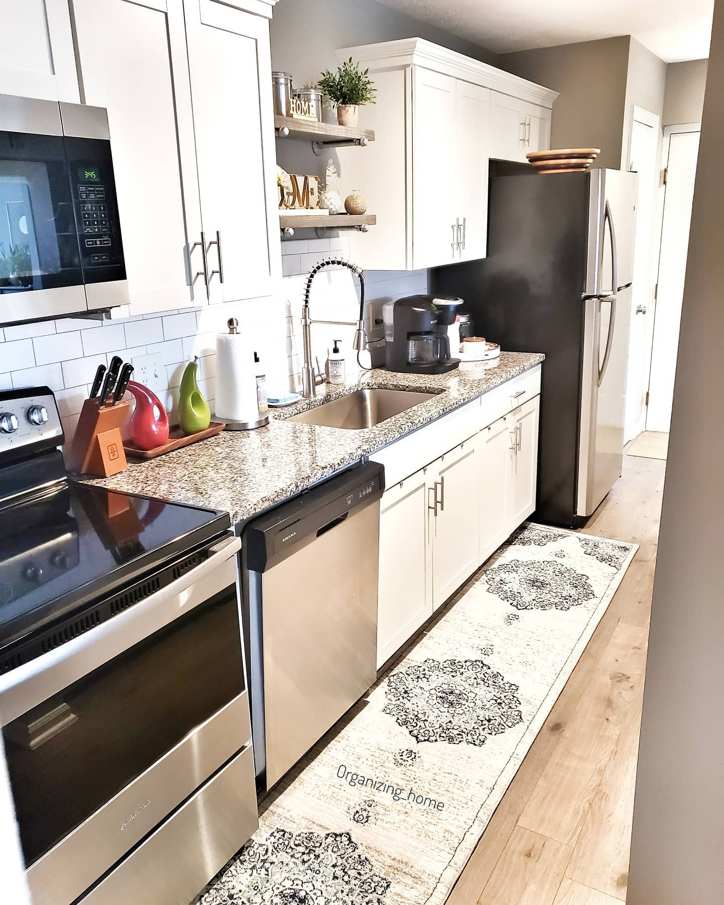 Cabinet Apartment Kitchen Ideas -organizing_home