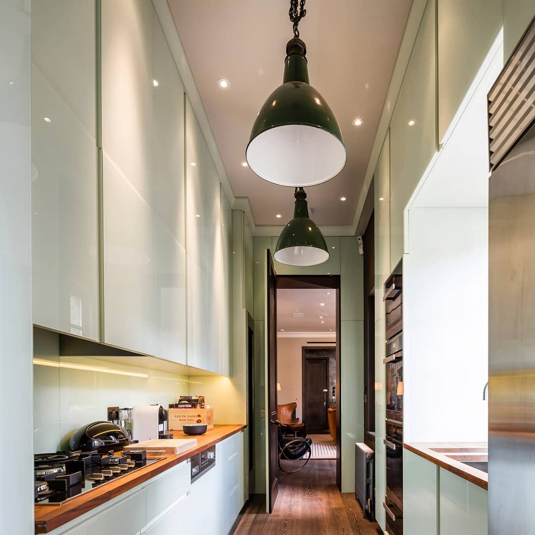 Galley Apartment Kitchen Ideas -cliftonpropertypartners