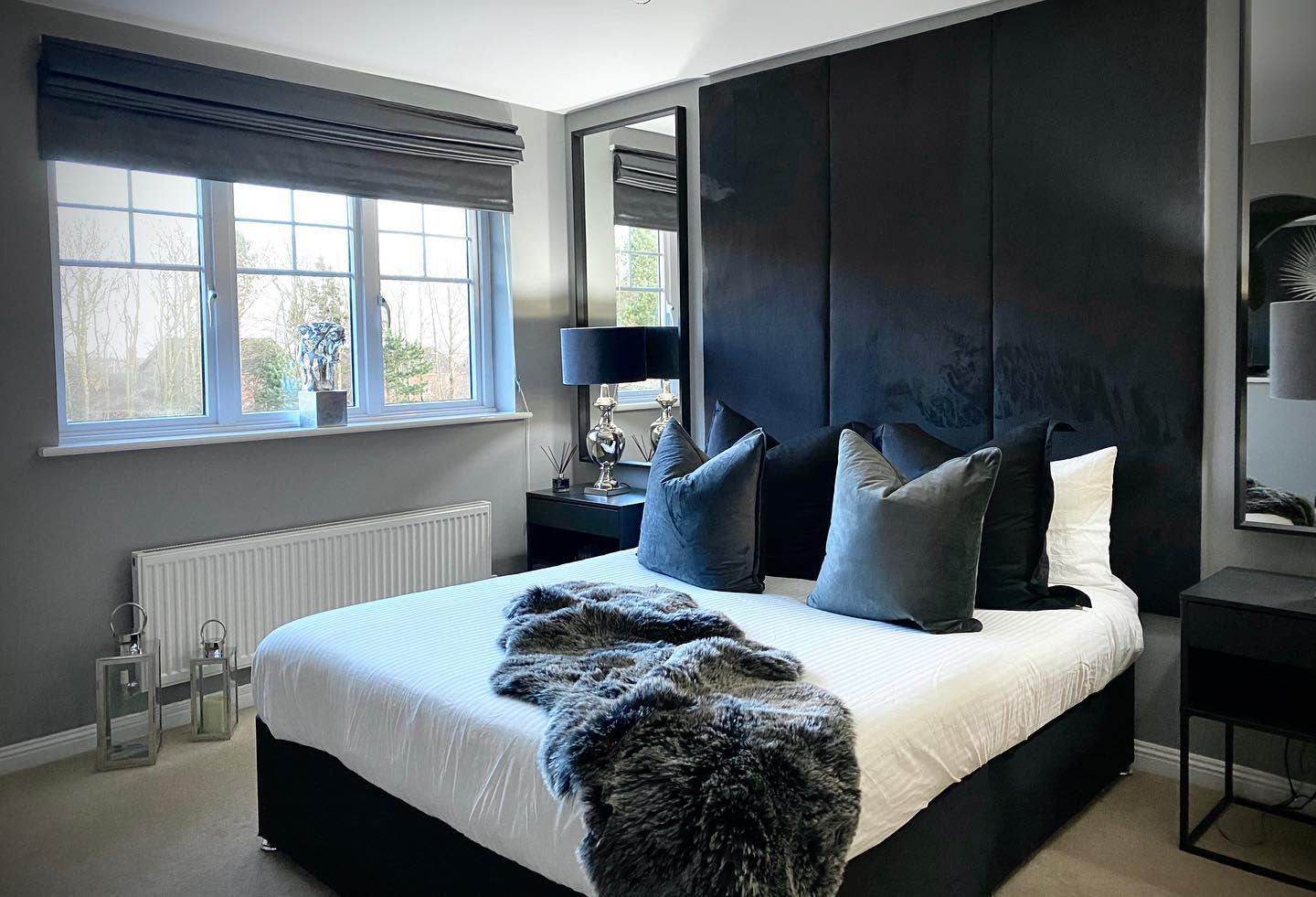 Wall Black Bedroom Ideas -our_trinity_home