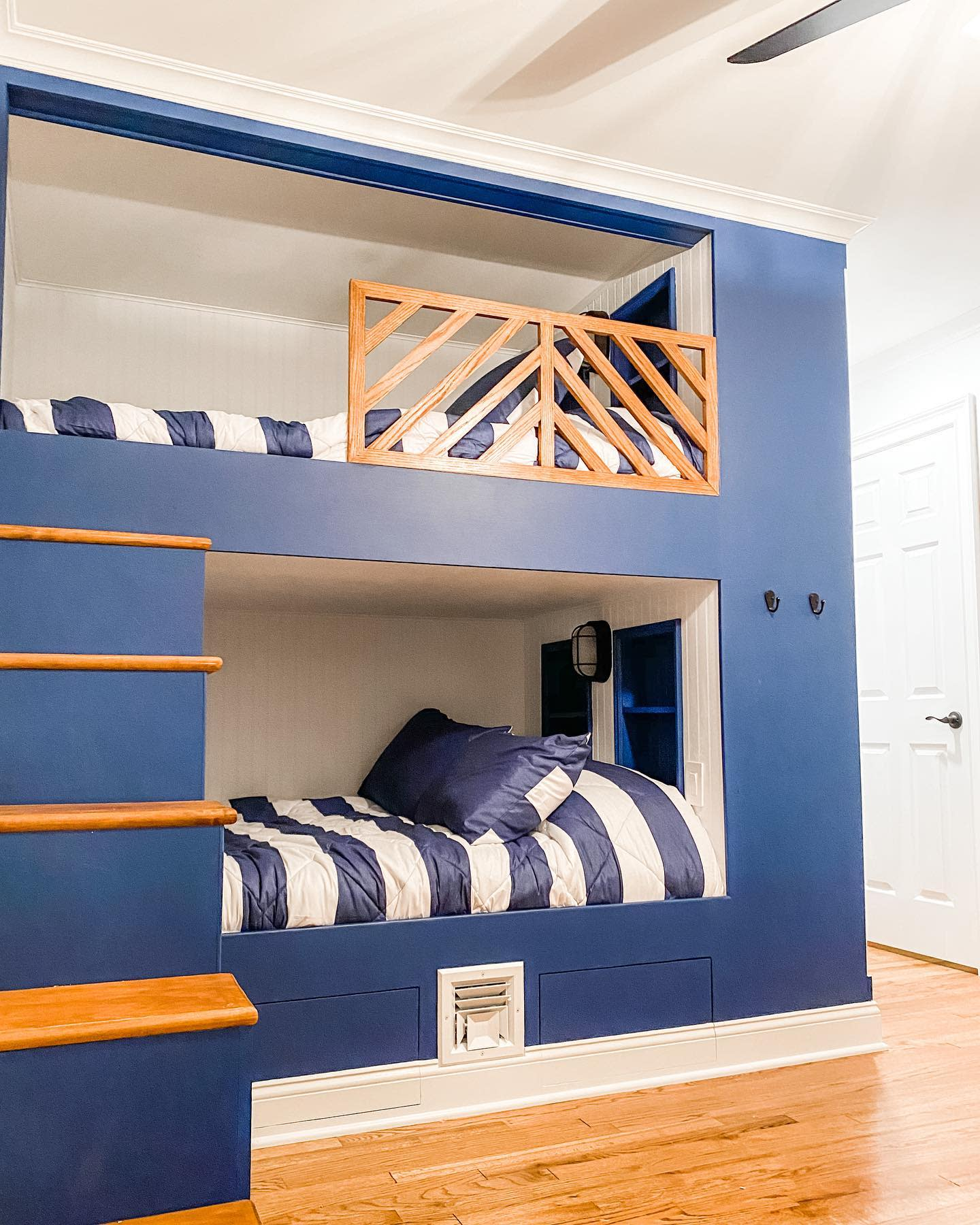 Enclosed Bunk Bed Ideas -thehouseonbirchwood