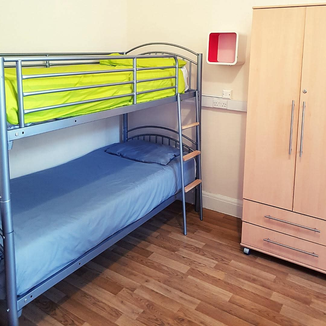 Wall Bunk Bed Ideas -lhalondon