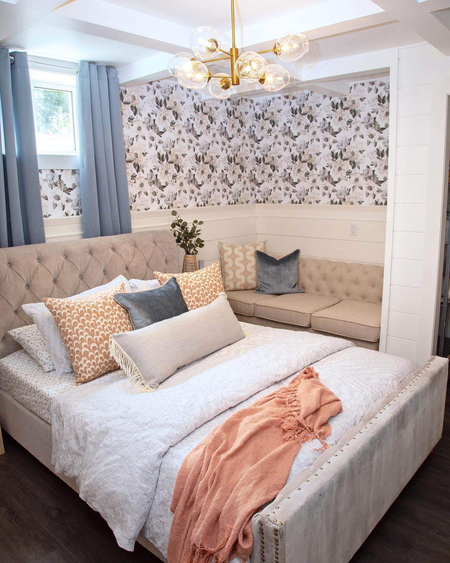 Neutral Country Bedroom Ideas -vfynes