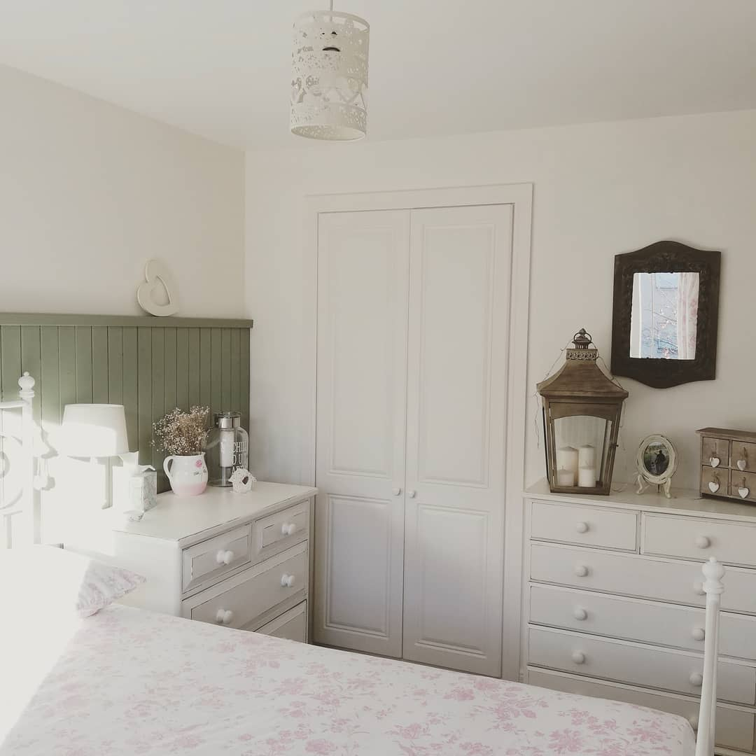 Vintage Country Bedroom Ideas -my.scottish.home