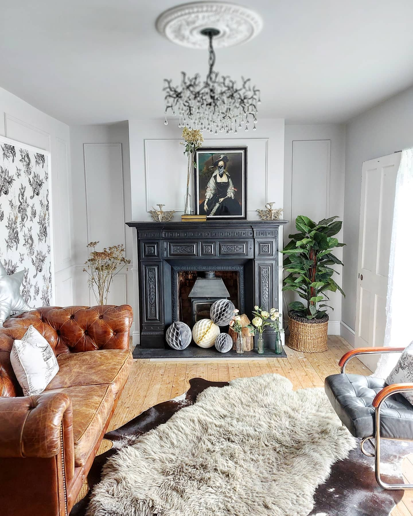 English Country Living Room Ideas -meadowbank_house_interiors