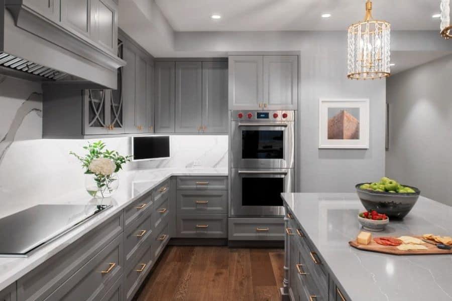 The Top 37 Gray Kitchen Ideas