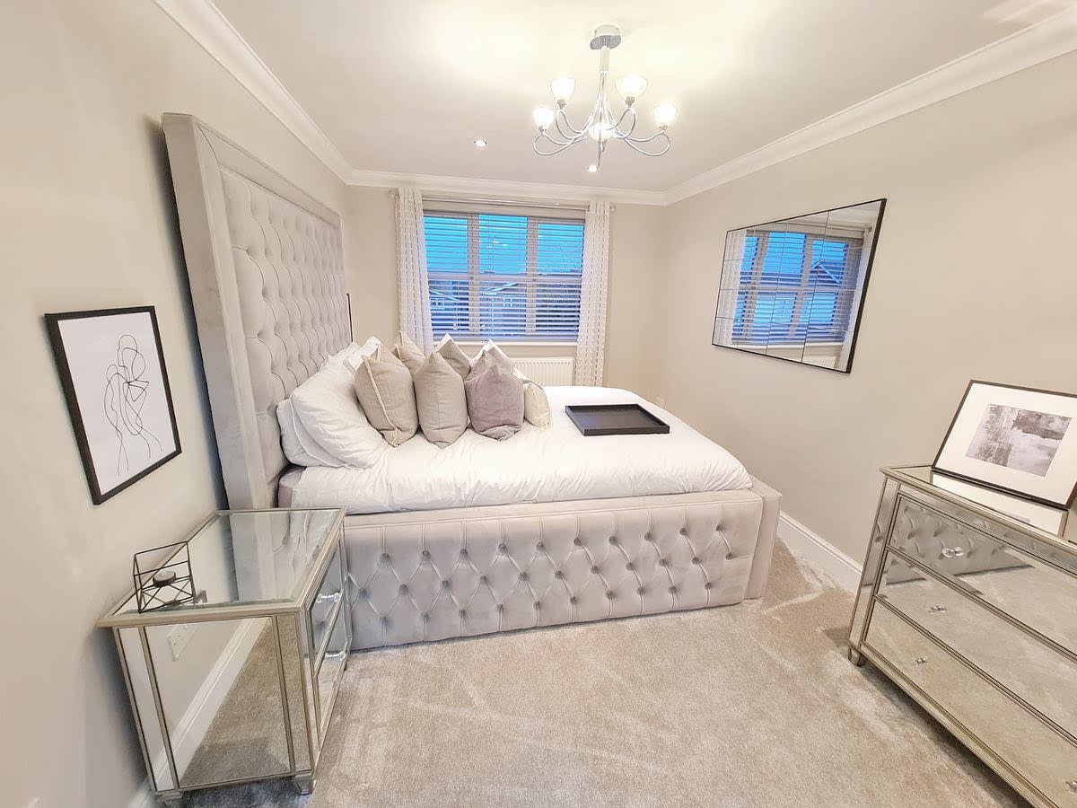 Guest Grey Bedroom Ideas -athomewithkeely