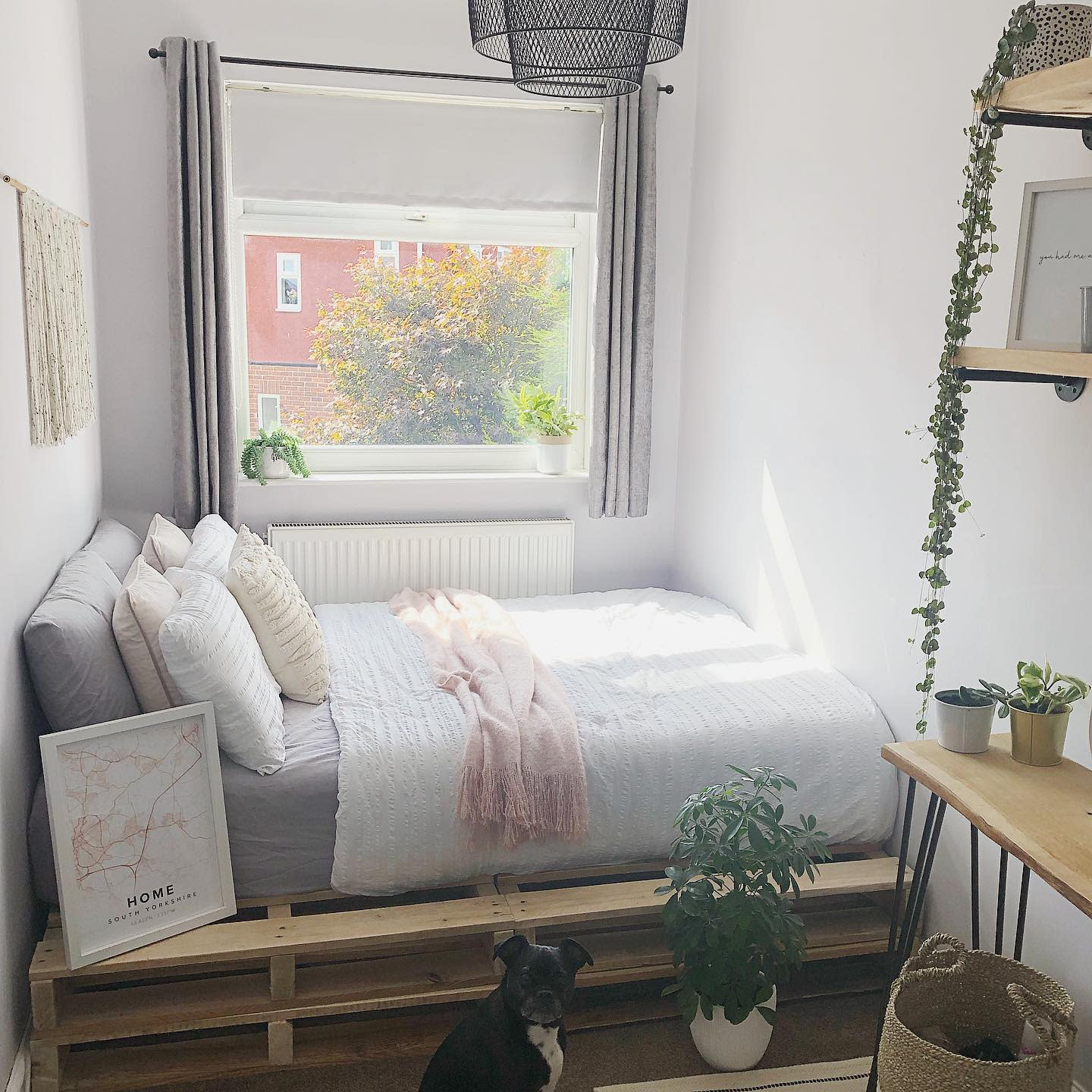 Guest Grey Bedroom Ideas -coletteslittlehome