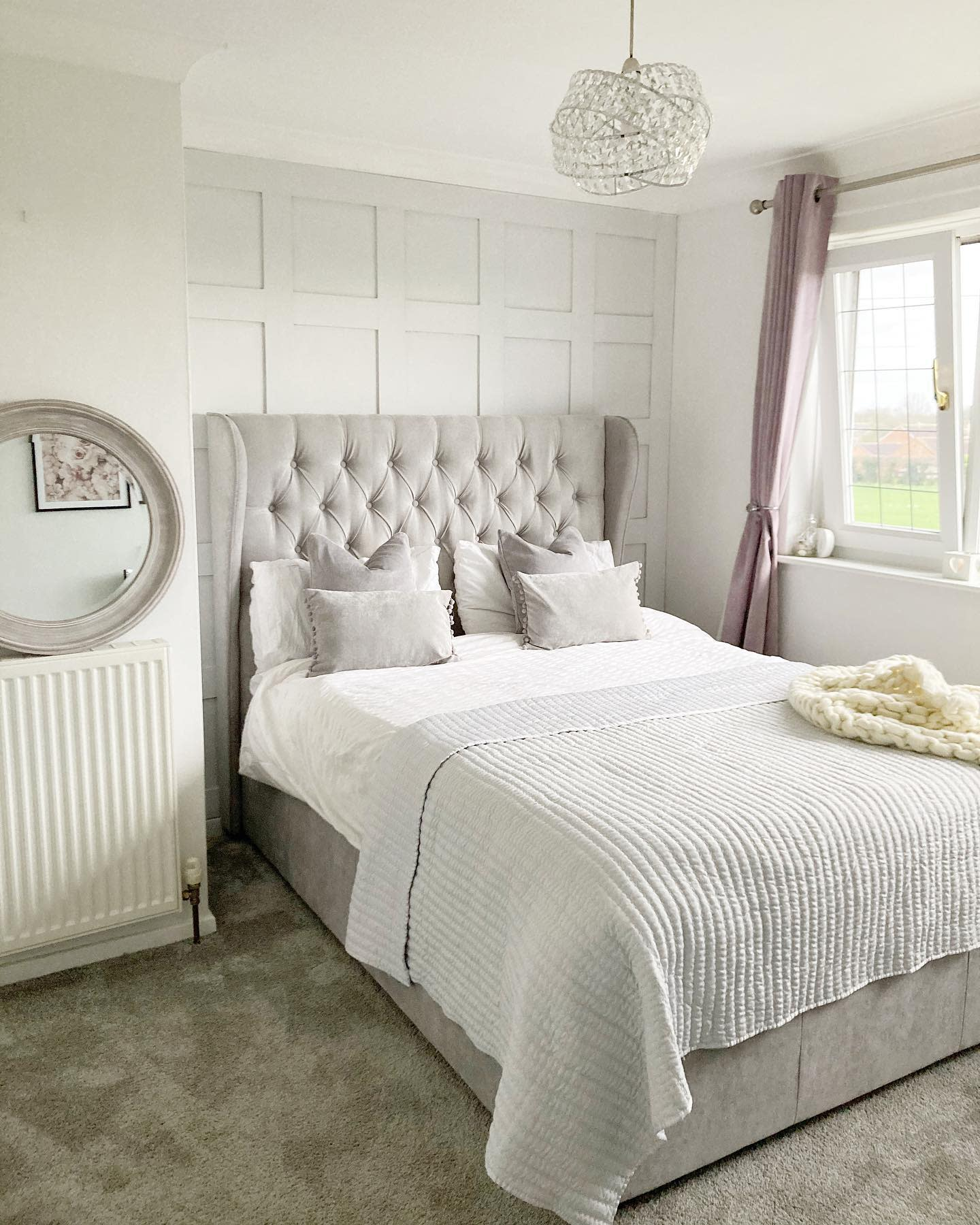 Guest Grey Bedroom Ideas -maddy_athome