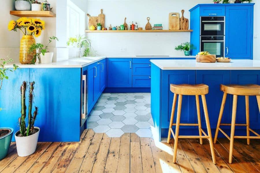 The Top 30 Kitchen Floor Tile Ideas