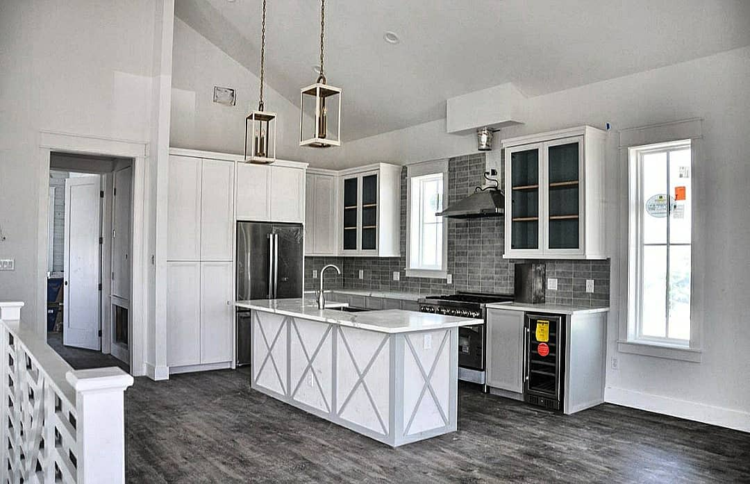 Gray Kitchen Floor Tile Ideas -stay_fit_to_fight