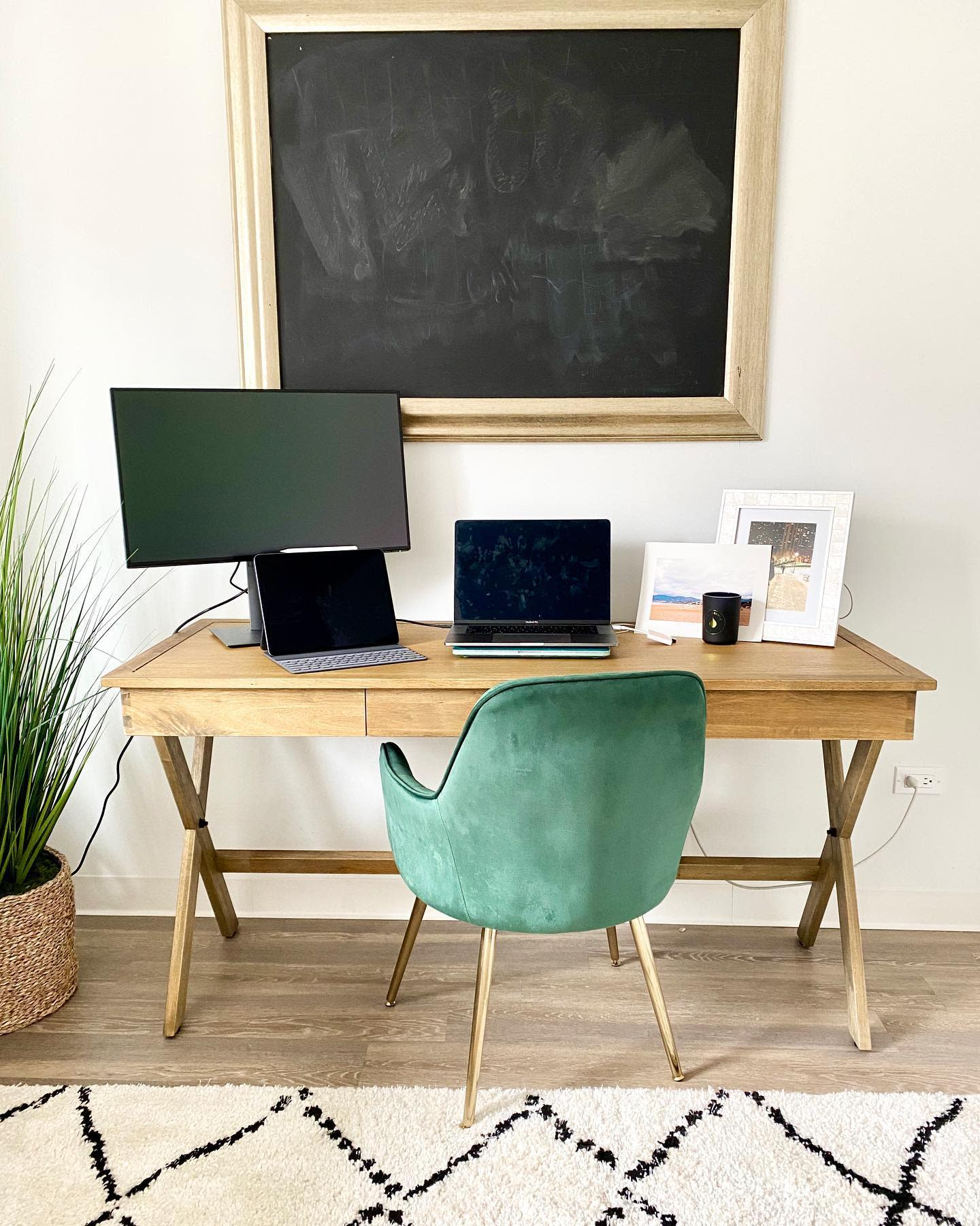 Apartment Small Office Ideas -surroundedbyneutral
