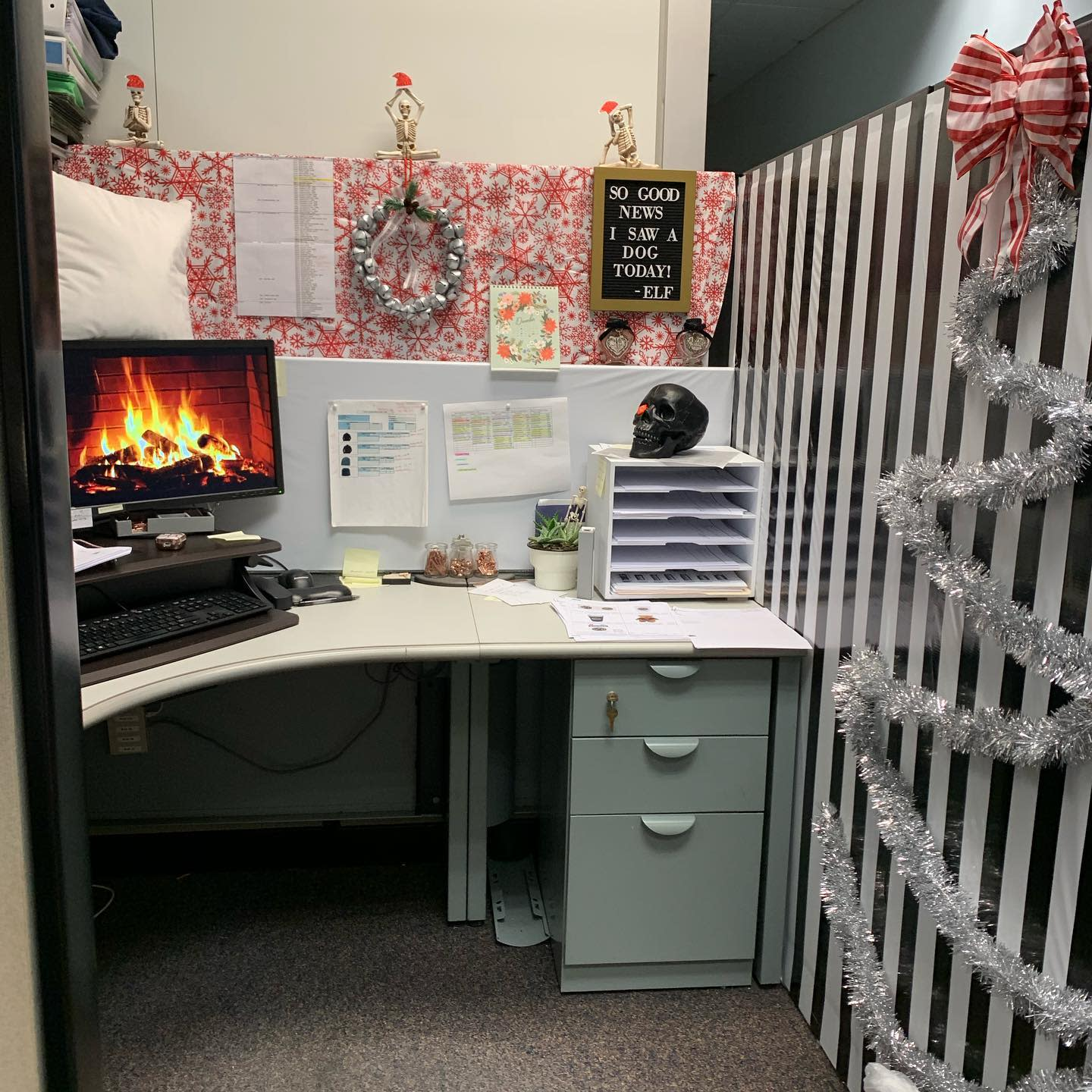 Cubicle Small Office Ideas -queenzthemonarch