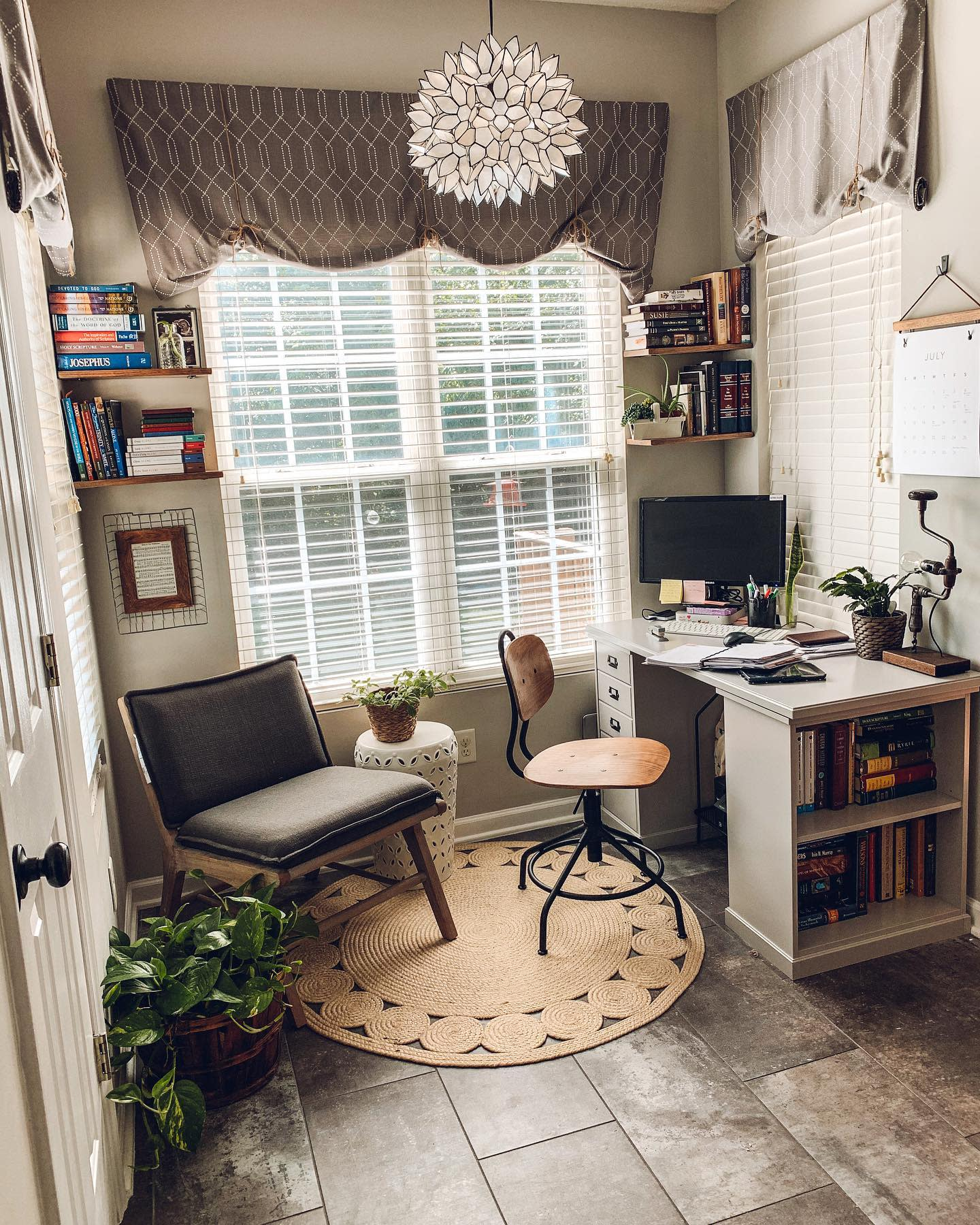 Home Small Office Ideas -crooked_little_house