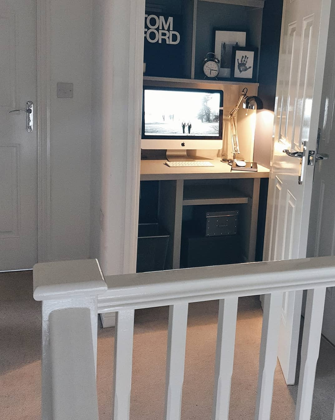 Home Small Office Ideas -from_hatfield_to_home
