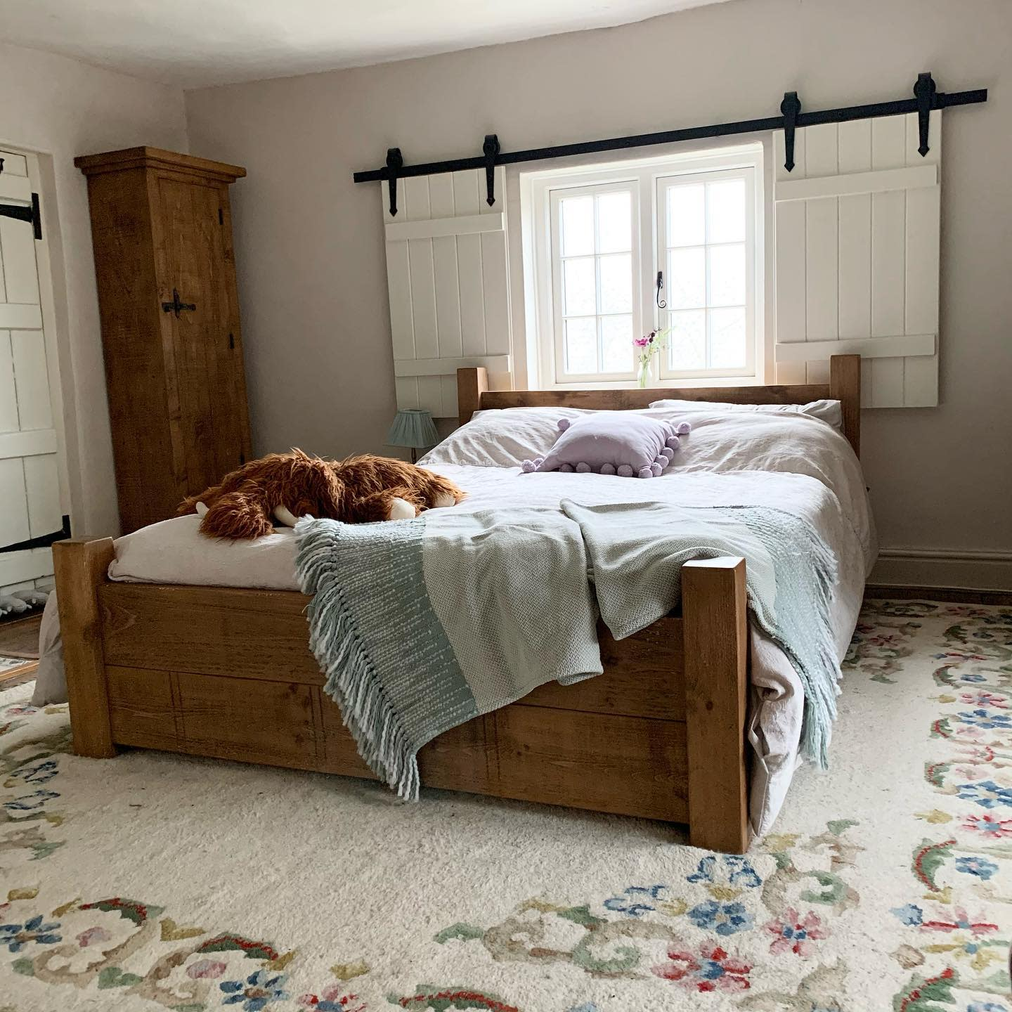 Wood Bedroom Furniture Ideas -willowdalecottage