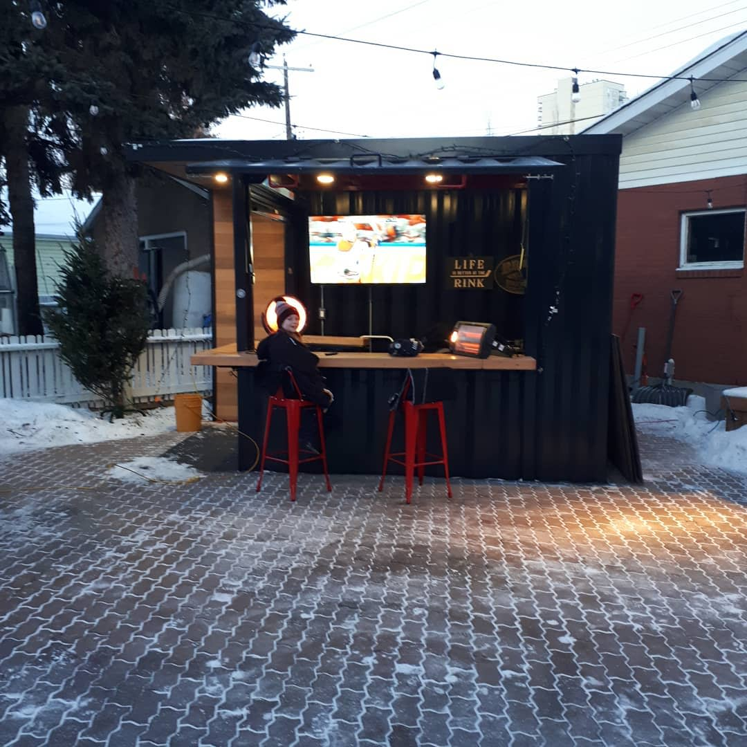 Shed Outdoor Bar Ideas -mckenzie.house.on.86
