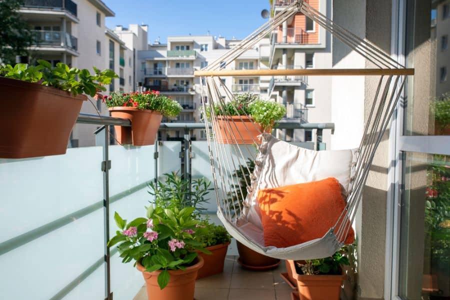 The Top 55 Apartment Balcony Ideas