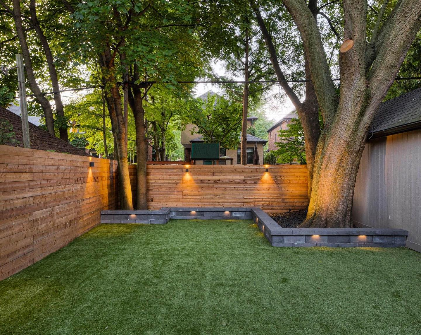 Lawn Backyard Landscaping Ideas on a Budget -kerenabu.mecontracting