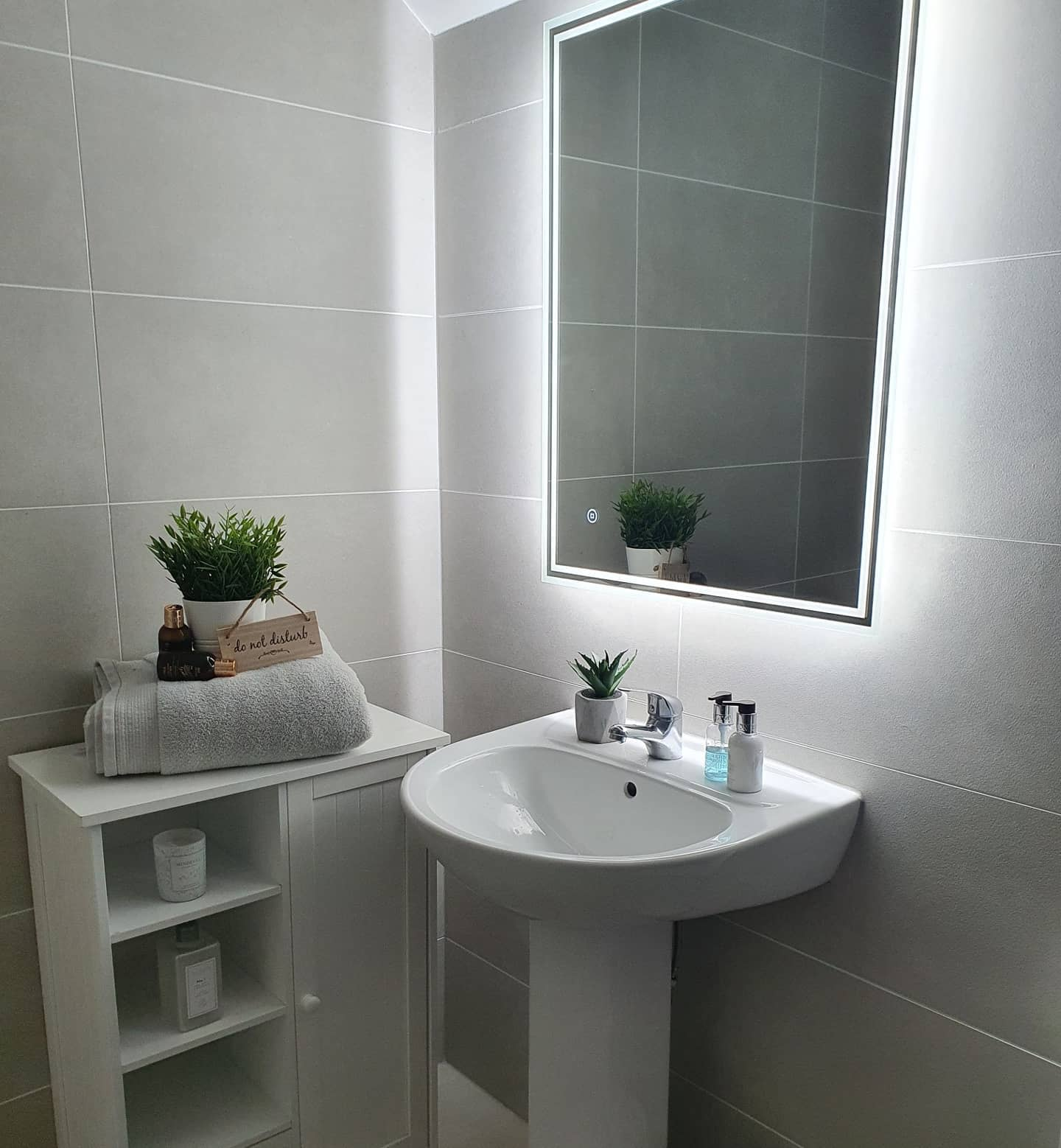 Mirror Bathroom Lighting Ideas -our_home_at_no_12