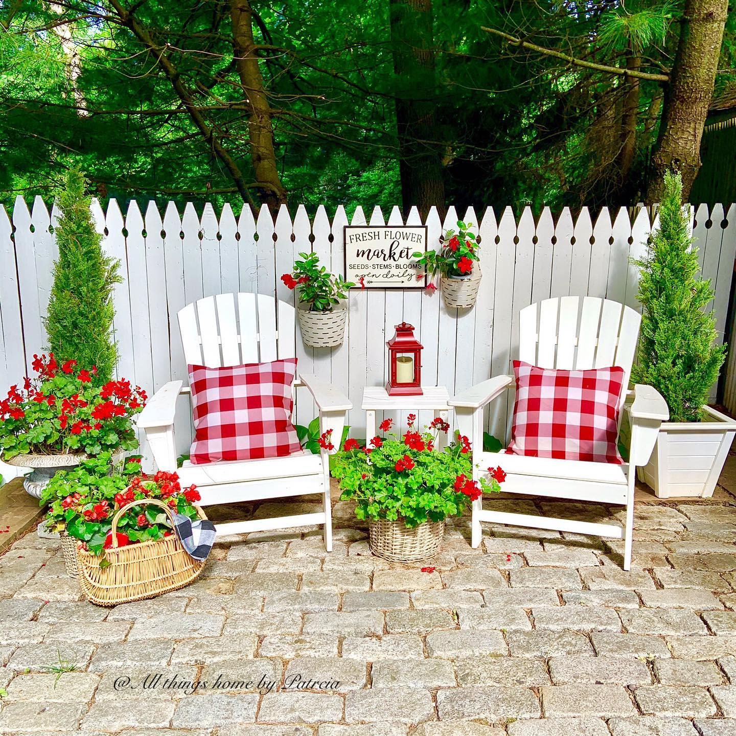 Paved Cheap Patio Ideas -allthingshome_by_patricia