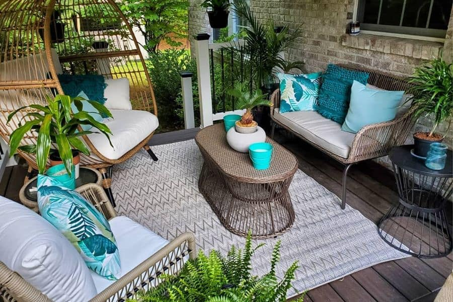 The Top 46 Deck Furniture Ideas