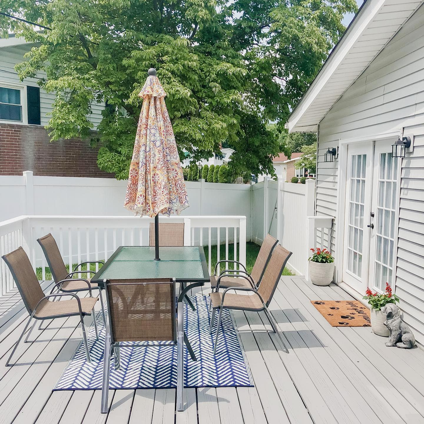 DIY Deck Furniture Ideas -mila_and_home